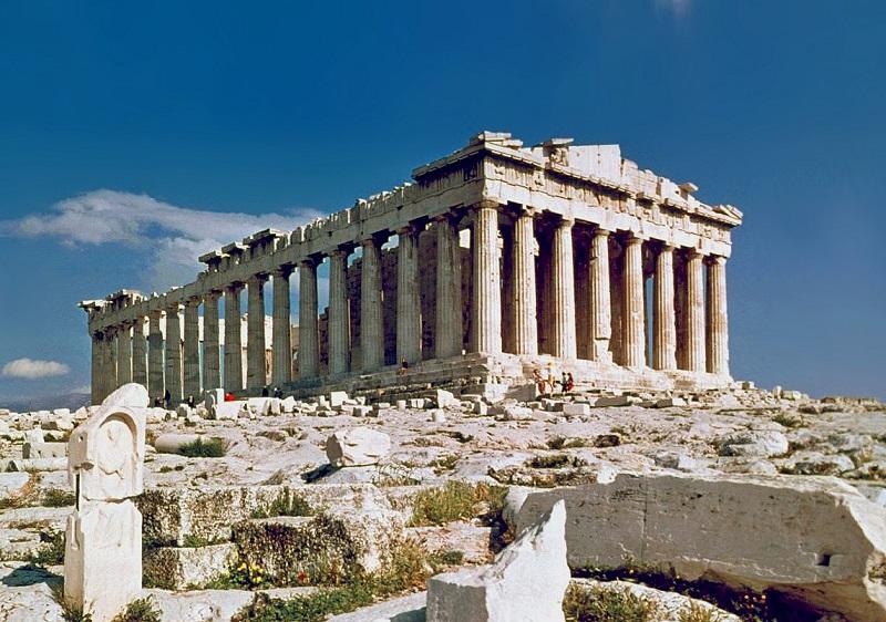 Parthenon na Grécia