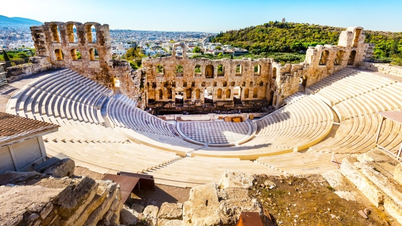 Passeios baratos e gratuitos na Grécia