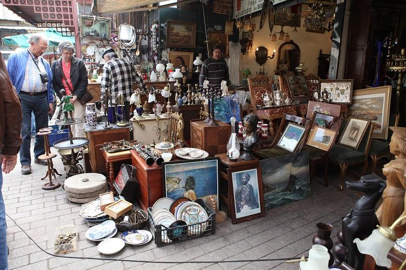 Mercado Monastiraki