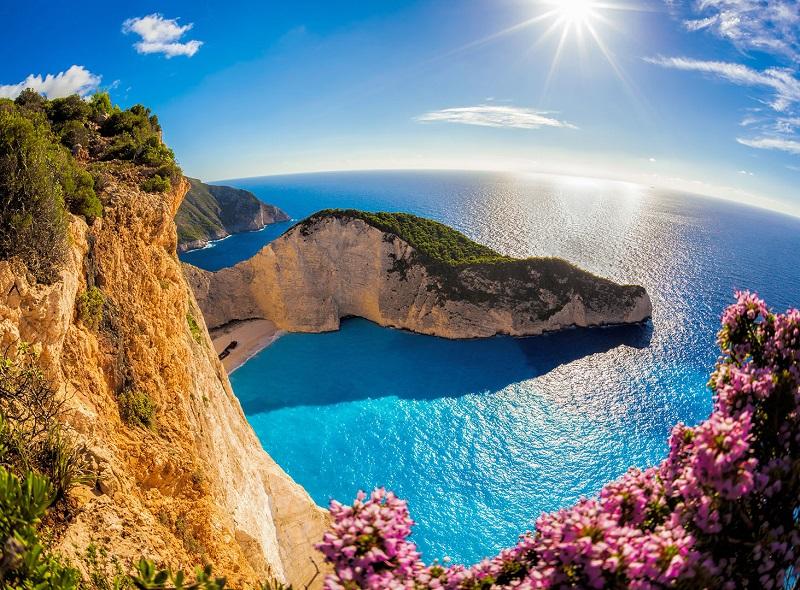 Melhores praias da Grécia