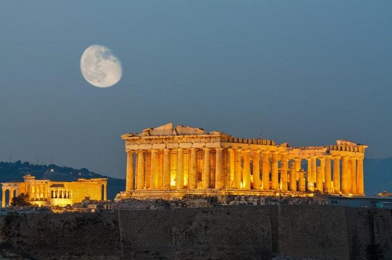 Atenas: a capital da Grécia