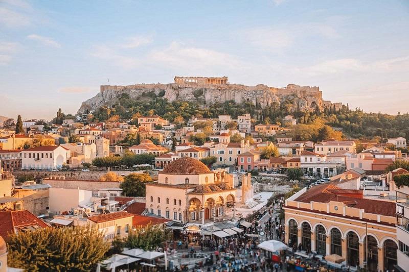 Fuso horário de Atenas X Brasil