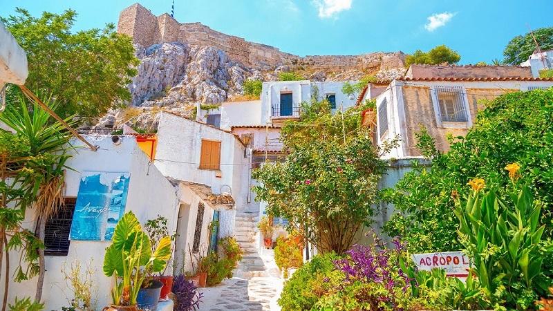 Centro da Grécia