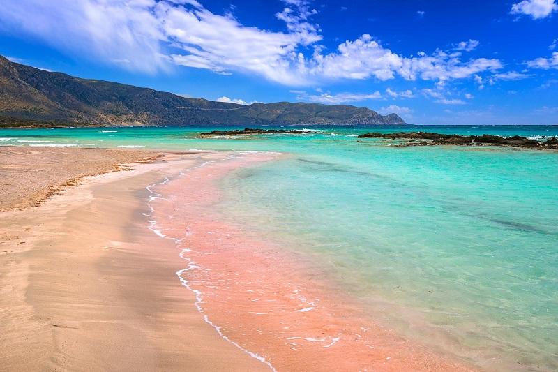 Elafonisi, ilha de Creta