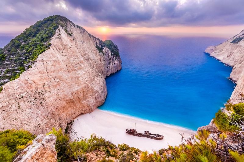 Ilhas mais românticas da Grécia