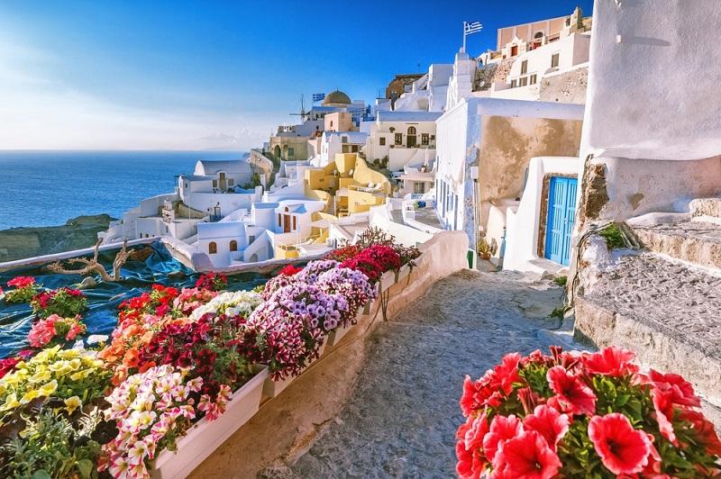 Principais cidades da Grécia