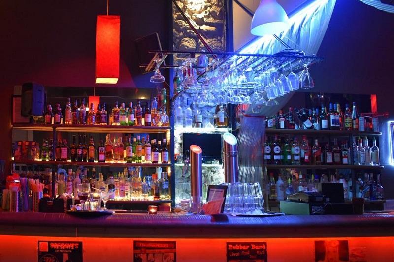Bar 7 Times em Atenas