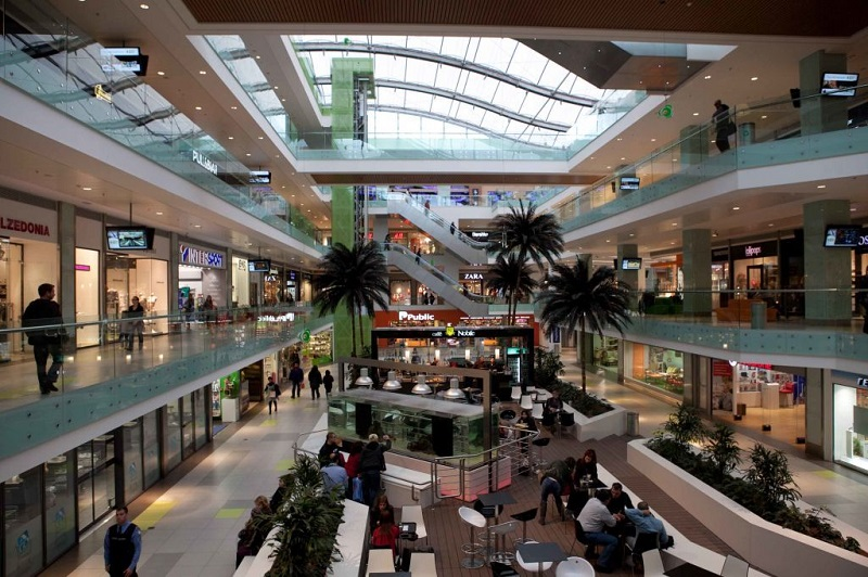 Shopping Athens Metro Mall