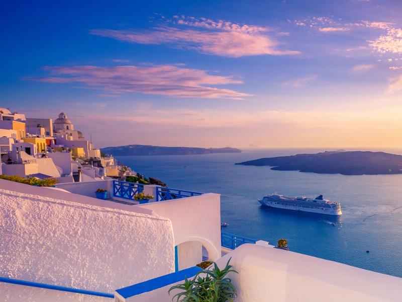 Cruzeiros baratos para fazer pela Grécia