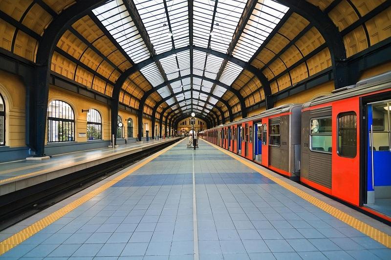 Metrô na Grécia