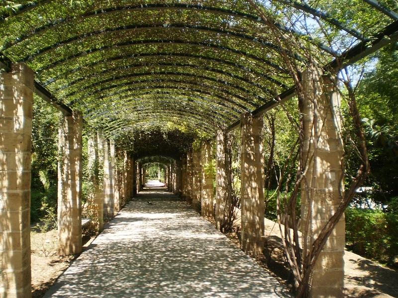 Parque National Garden em Atenas