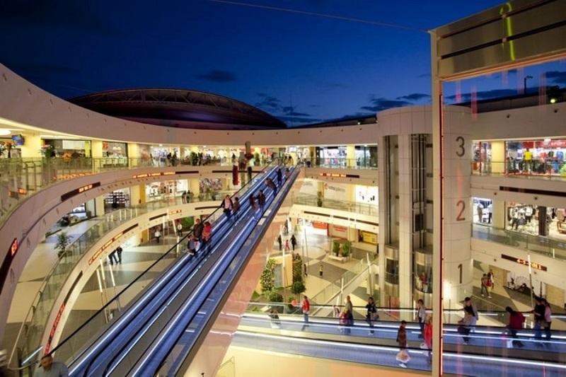 Shopping em Atenas