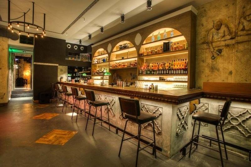 The Clumsies Bar em Atenas