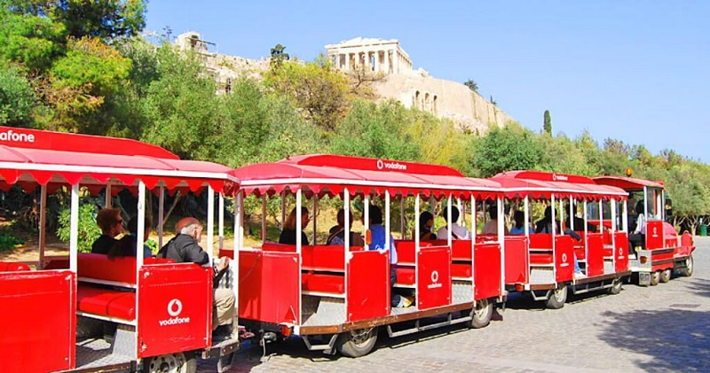 Trenzinho da Acrópole
