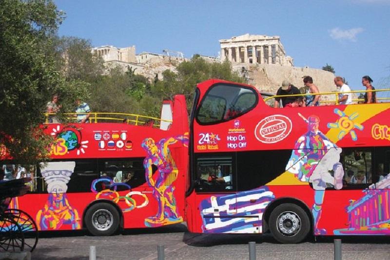 Ônibus CitySightSeeing