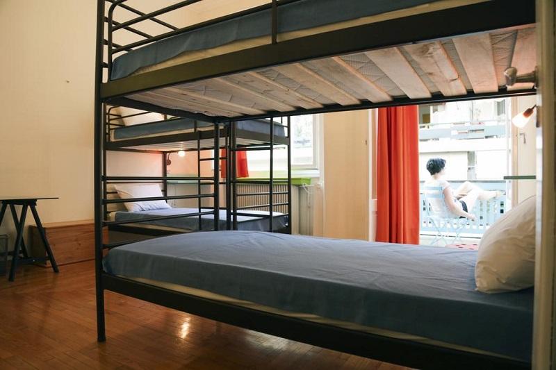 Melhores hostels em Atenas