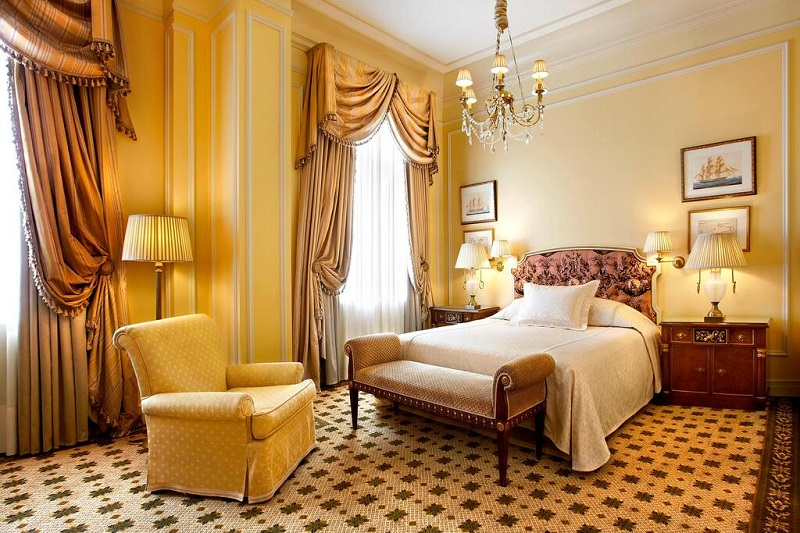 Hotéis de luxo em Atenas