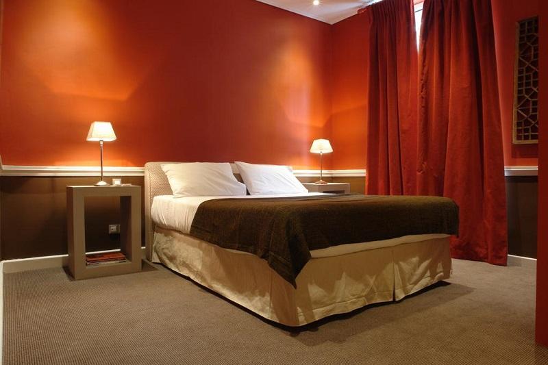 Quarto do Semali Hotel em Atenas