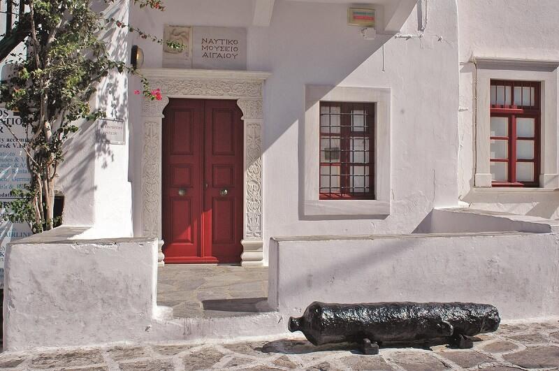 Museu marítimo Aegean
