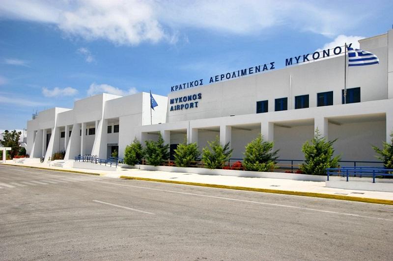 Aeroporto de Mykonos