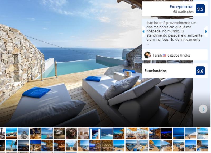 Hotel Alissachni Mykonos