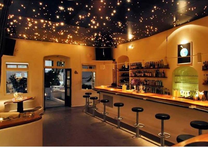 Astra Bar em Mykonos