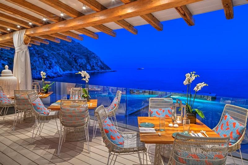 Bar em Mykonos