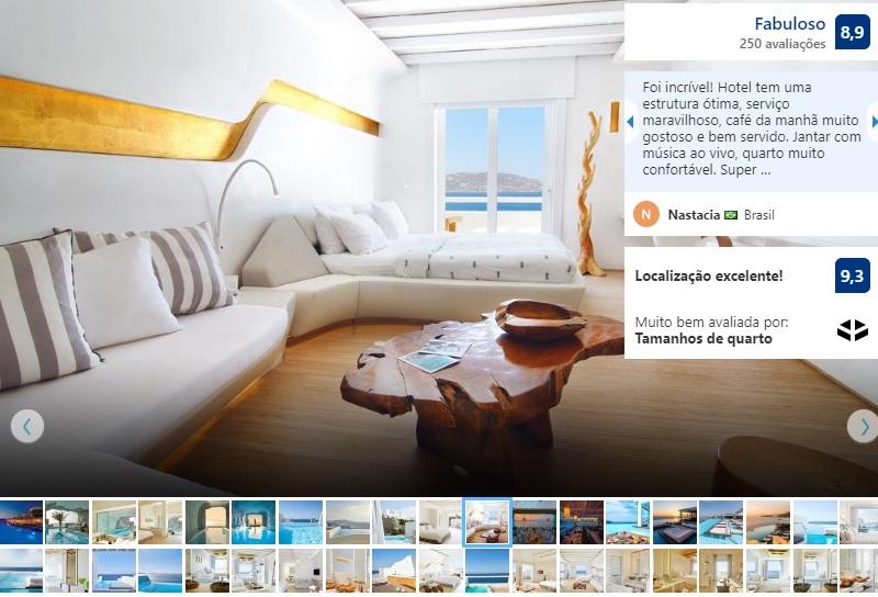 Hotel Cavo Tagoo Mykonos