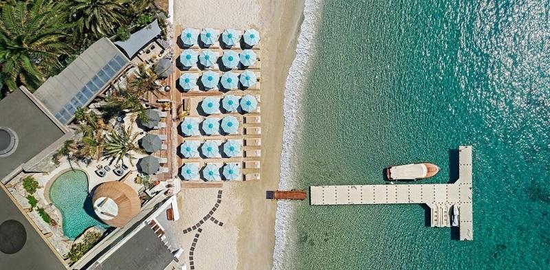 Hotéis de luxo em Mykonos