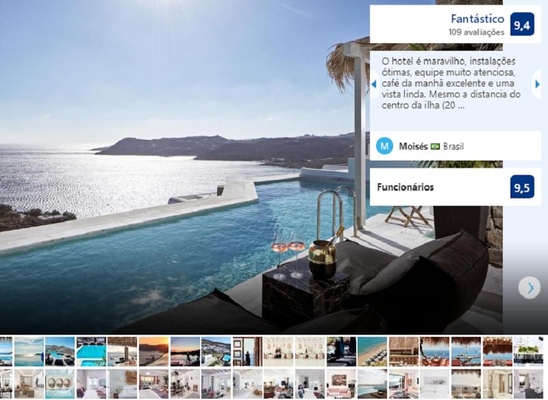 Myconian Villa Collection Hotel em Mykonos