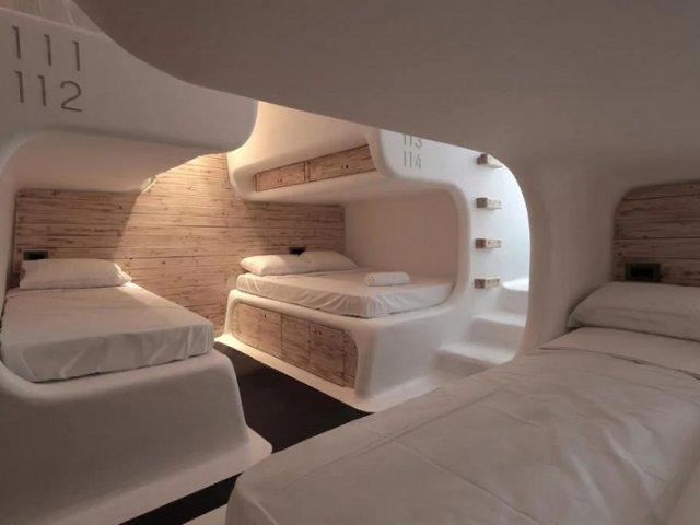 Melhores hostels em Mykonos