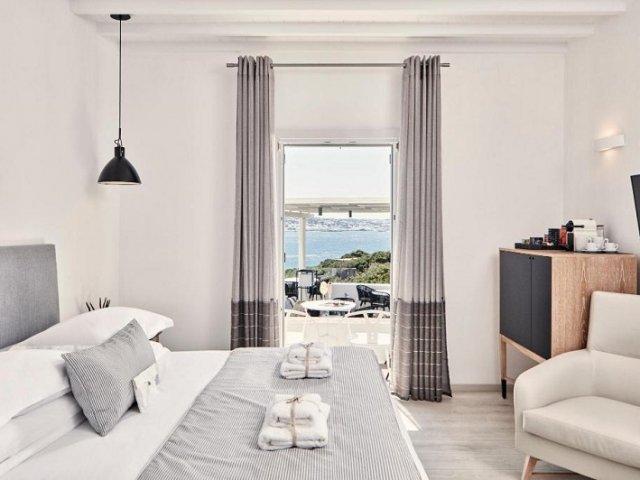 Hotéis bons e baratos em Mykonos
