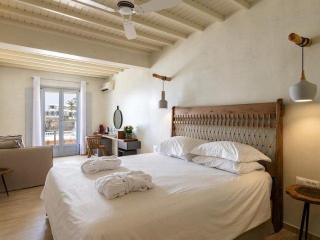 Hotéis no centro turístico de Mykonos