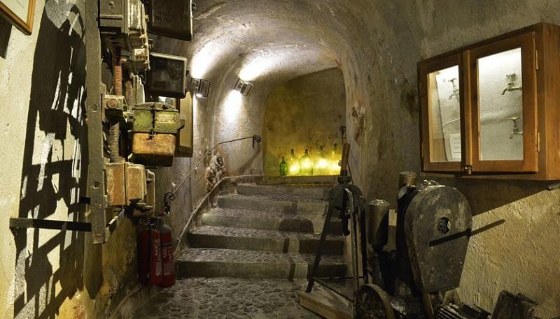 Museu do Vinho em Santorini