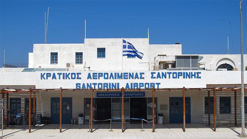Aeroporto de Santorini