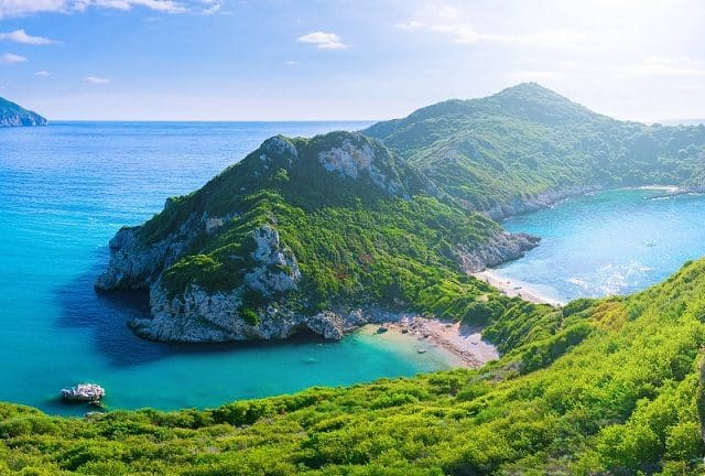 Fuso horário nas ilhas gregas