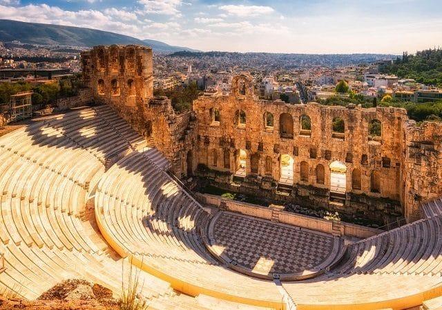 Roteiro de 6 dias pela Grécia