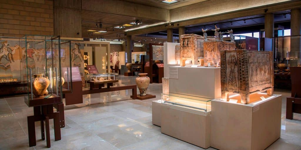 Archaeological Museum of Thebes - Tebas