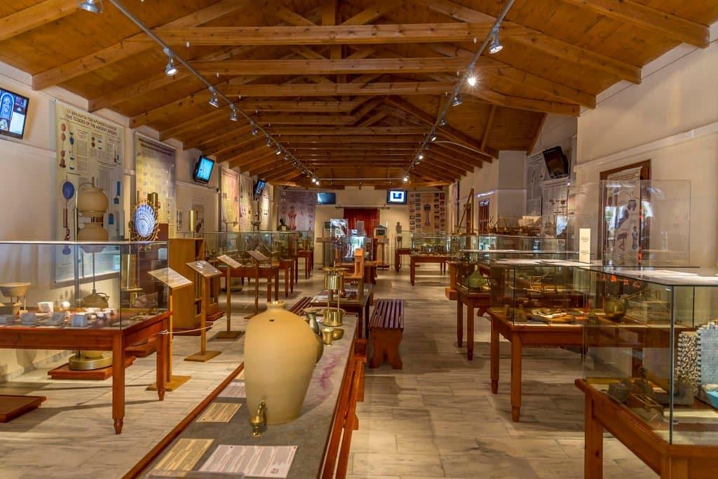 Museum of Ancient Greek Technology - Katakolo