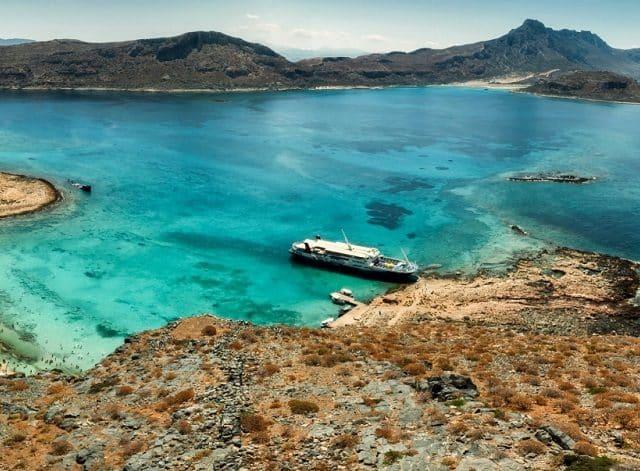 Clima e temperatura em Creta