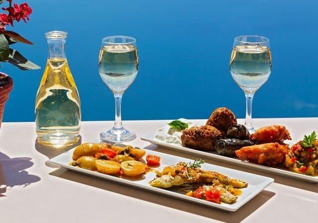 Melhores restaurantes da Grécia