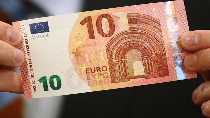 Nota de dez euros
