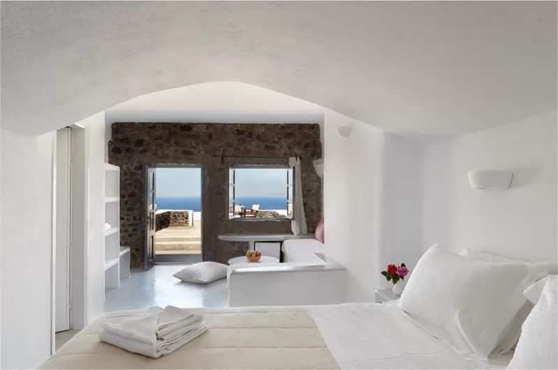 Quarto do Finikia Memories Hotel em Santorini