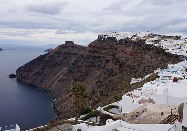 Como é e o que fazer no inverno em Santorini