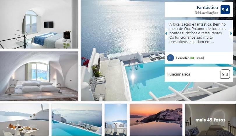 La Perla Villas and Suites em Santorini
