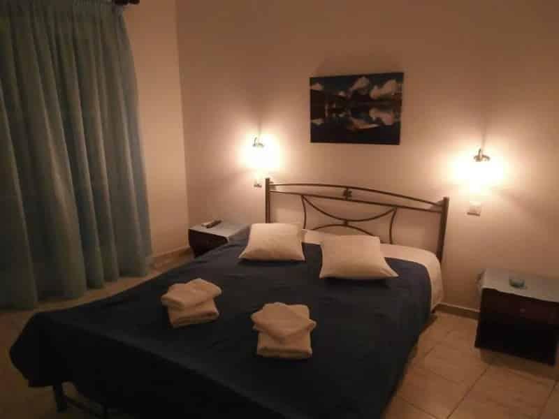 Quarto do Narkissos Hotel em Santorini