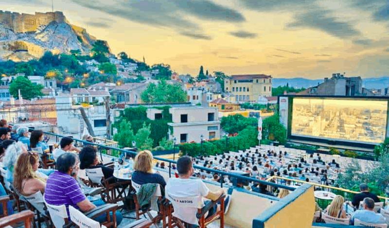Athens Open-Air Film Festival