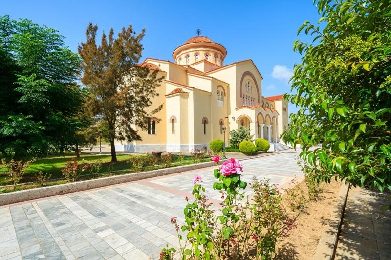 Monastério Sagrado de Agios Gerasimos de Cefalônia