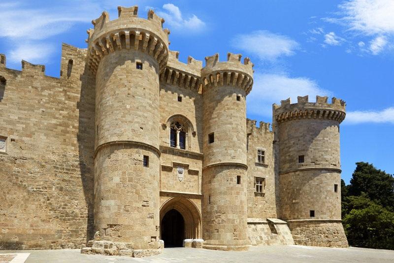 Palácio do Grão-Mestre dos Cavaleiros de Rodes