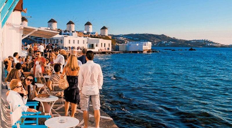 Ilha na Grécia